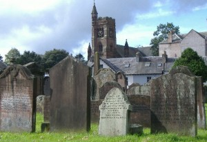 church&graveyard
